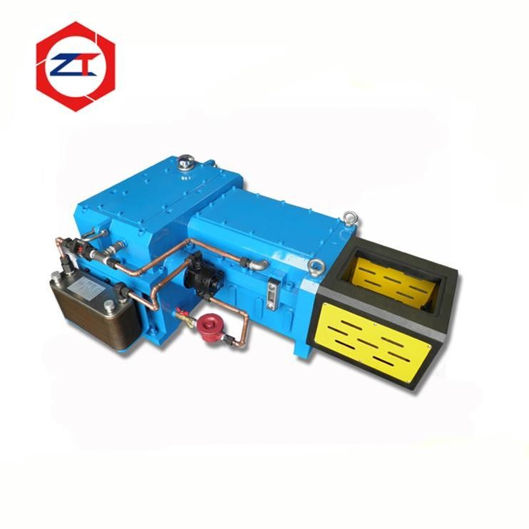 TSC75A Middle Torque Twin Screw Extruder Gearbox For Rubber And Plastic Machine